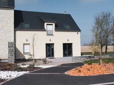 Photo for house 4 people bayeux in the countryside