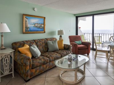 Photo for Third Floor Beach Front Condo at Island Winds in Gulf Shores!