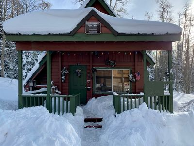 Photo for Cozy Cottage Near Ski Lifts!