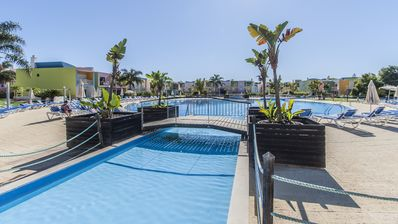 Photo for Modern apartment for 2 adults and 2 children located near the Albufeira's marina