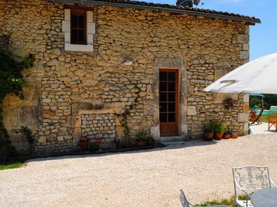 Photo for A beautiful cottage for two in a peaceful rural setting