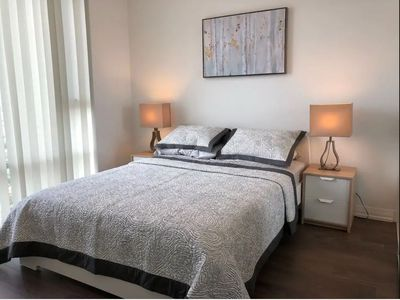Photo for Luxury 2 Bed + Den Furnished Condo Apt in Toronto