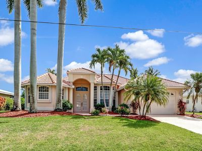 Photo for New Listing!  Fantastic Florida Water Front Vacation Home with Pool & Spa!