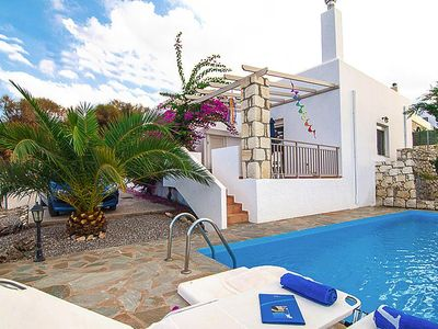 Photo for holiday home, Agia Triada  in Kreta - 5 persons, 2 bedrooms