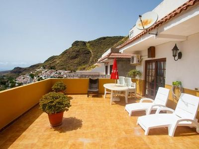 Photo for Holiday apartment Agaete for 4 - 6 persons with 3 bedrooms - Holiday apartment