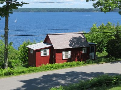 Photo for Enjoy the Way Life Should Be- Maine Camp 484 Shore Rd