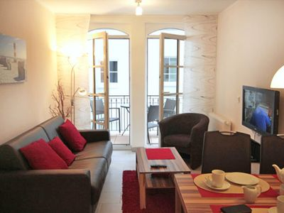 Photo for 1BR Apartment Vacation Rental in Baabe (Ostseebad)
