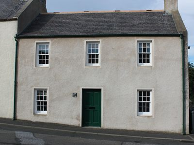Photo for Charming Cottage in the Seaside Town of Portsoy