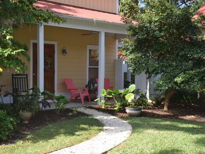 Photo for Downtown Beaufort Carriage House