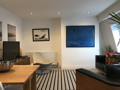 Photo for MAIDA HILL 2 DOUBLE BED 2 BATH FANTASTIC ROOF TERRACE FLAT
