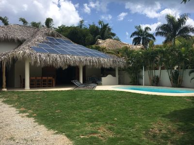 Photo for THE GOOD LIFE VILLA perfect location being close to beach and restaurants
