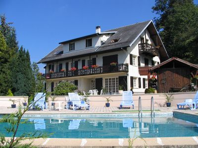 Photo for 3 INDEPENDENT LODGINGS IN GRAND CHALET