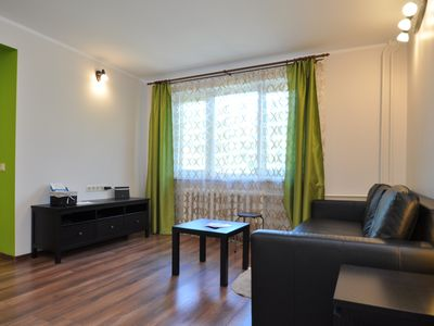 Photo for Green Area Surrounded Studio Flat Near Airport