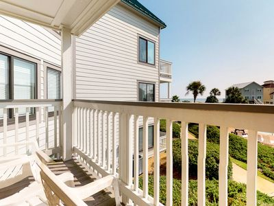 Photo for NEW LISTING! Cozy, waterfront condo w/resort amenities, shared pools & hot tub