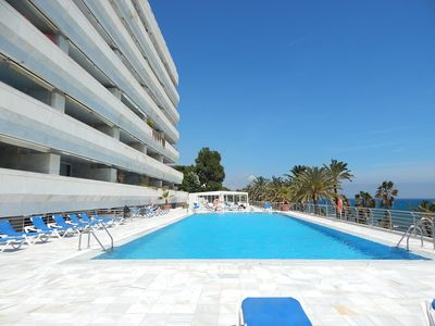 Photo for Rent Luxury Marbella Beachfront Apartment!