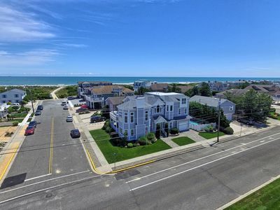 Photo for GORGEOUS SOUTH AVALON BEACH BLOCK HOME W/HEATED POOL & GREAT OCEAN VIEWS!