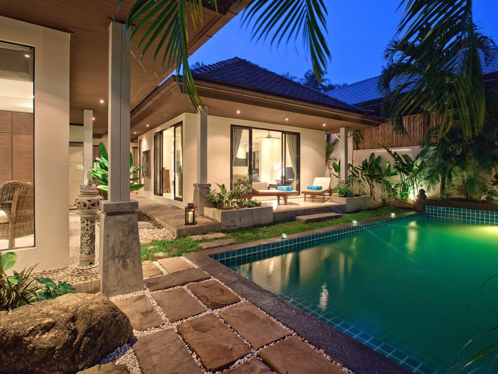 4 Bedroom Beach Villa Koh Samui