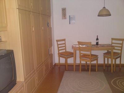 Photo for holiday flat for 2 persons with terrace, 27 m²