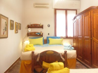 Photo for ♥ in the heart of SARDINIA ♥ 1 single bed and one double bed