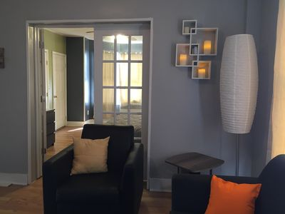 Beautiful Relaxation Apartment - King Bed, Washer/Dryer