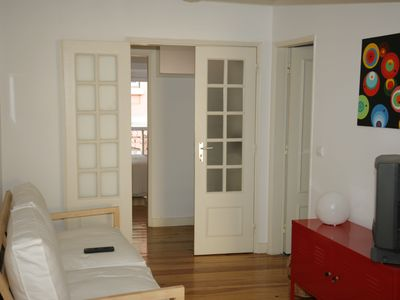 Photo for Apartment in the Center of Lisbon with Private Garden and WIFI
