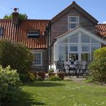 Well-equipped, cosy cottage in a wonderful location with fantastic views