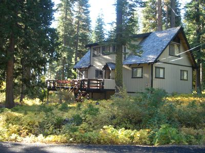 Photo for Perfect Home for all Seasons-Lake Views-Tahoe Swiss Village-Homewood