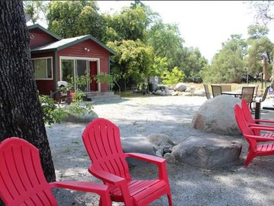 Photo for 2BR House Vacation Rental in Three Rivers, California