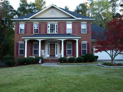 Photo for *Available April 9-11*  Gorgeous 6 BR, 4.5 Bath Master's Golf Home for Rent