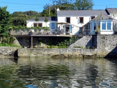 Photo for LION COTTAGE, with a garden in Truro, Ref 990590