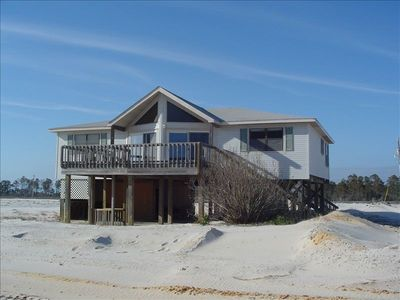 Photo for Beach View, 75 Yards to Beach, 4 Bedroom, Secluded
