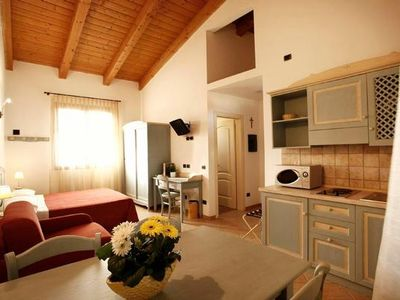 Photo for Holiday apartment Cesenatico for 1 - 3 persons - Holiday apartment in a farmhouse
