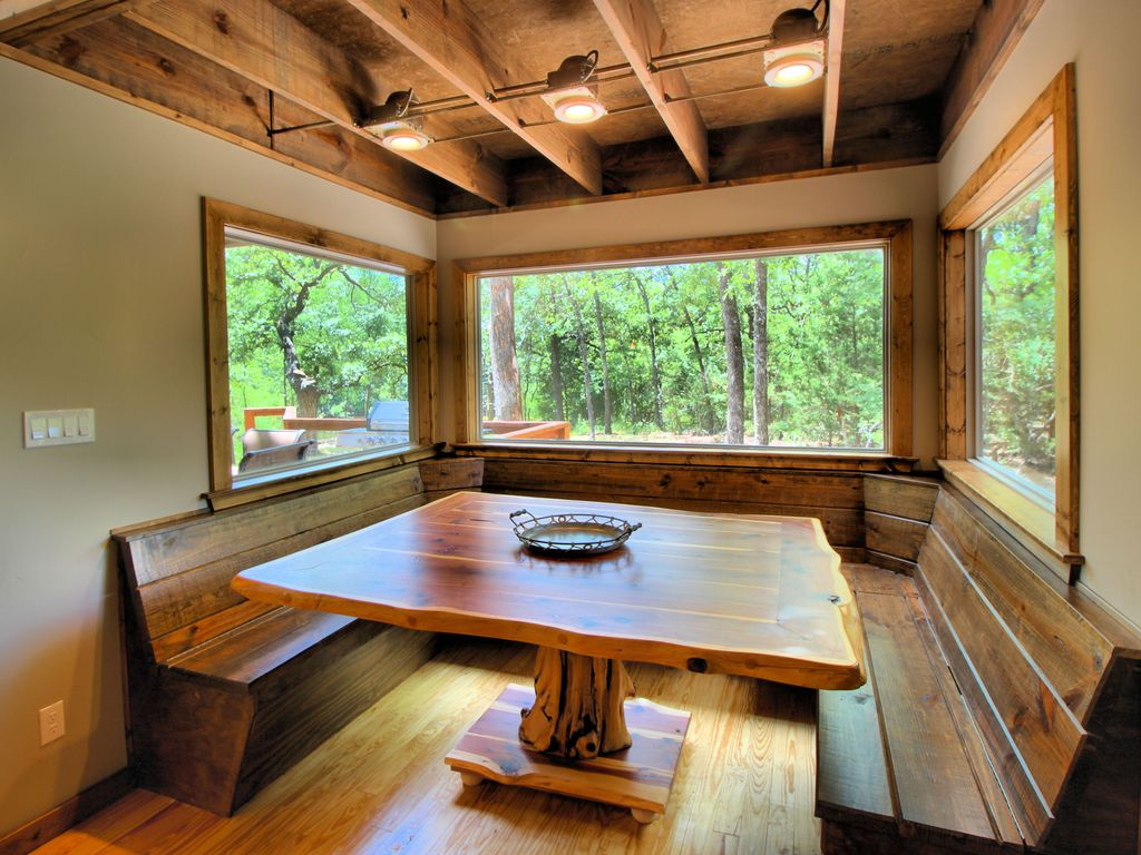 Amazing Cabin On 130 Secluded Acres Wills Point Texas