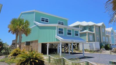 Photo for ***PET FRIENDLY, DIRECT GULF FRONT DUPLEX, NEWLY RENOVATED, GREAT LOCATION - BEACHBALL PROPERTIES...