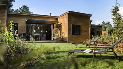 Photo for Center Parcs - Domaine du Bois to Deer - Premium Cottage Eden 3 Rooms 4 Persons