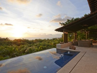 Photo for Wonderful 4 BR Villa w/ Pool in Punta Mita