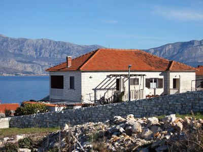 Photo for Apartment in Postira (Brač), capacity 2+1