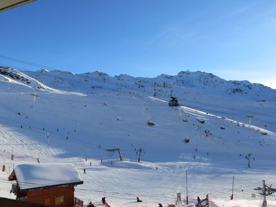 Photo for Studio Val Thorens south slopes for 4 people of about 27m²