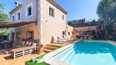 Photo for Villa for 6 people with pool in Valldemossa. Ideal for families