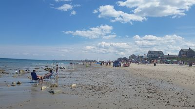 Photo for Rustic Bungalow Beach Cottage at Rexhame Beach, Marshfield, MA