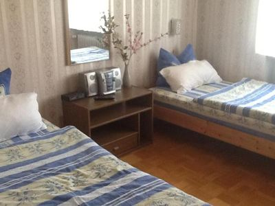 Photo for Holiday house Morbach for 2 - 6 persons with 3 bedrooms - Holiday house