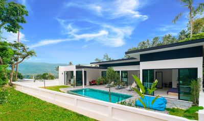 Photo for Stunning Jungle Villa 3Bdrm with Private Pool