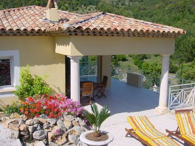 Photo for Les Issambres house for 2 - 4 people with 1 bedroom - Holiday home