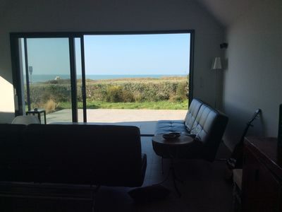 Photo for House seaside, with garden pool and sea access 20 meters