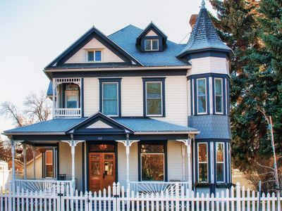 Photo for Beautiful Downtown Victorian Home