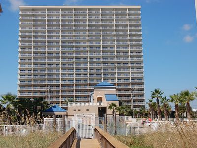 Photo for Crystal Tower 1406: Beautiful 2br/2ba condo in Gulf Shores, Sleeps 6