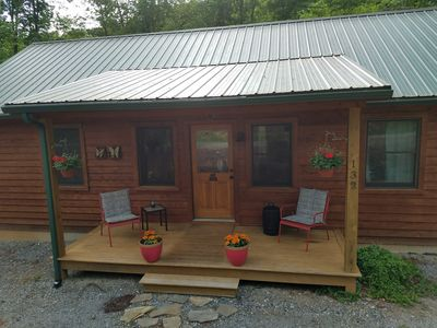 Photo for 2BR Cabin Vacation Rental in Lake Lure, North Carolina