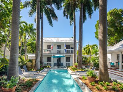 Photo for ~ VILLA LUXE ~ NEW RENTAL! Flawless Home w/ Amazing Amenities Near Duval St!