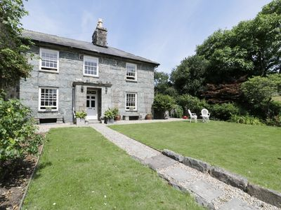 Photo for BWTHYN MORSE, family friendly, with open fire in Llanfair, Ref 984219
