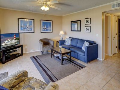 Photo for NEW LISTING and PRICE REDUCTIONS! ADMIRALS ROW OCEAN VIEW - 2BD/2BA VILLA